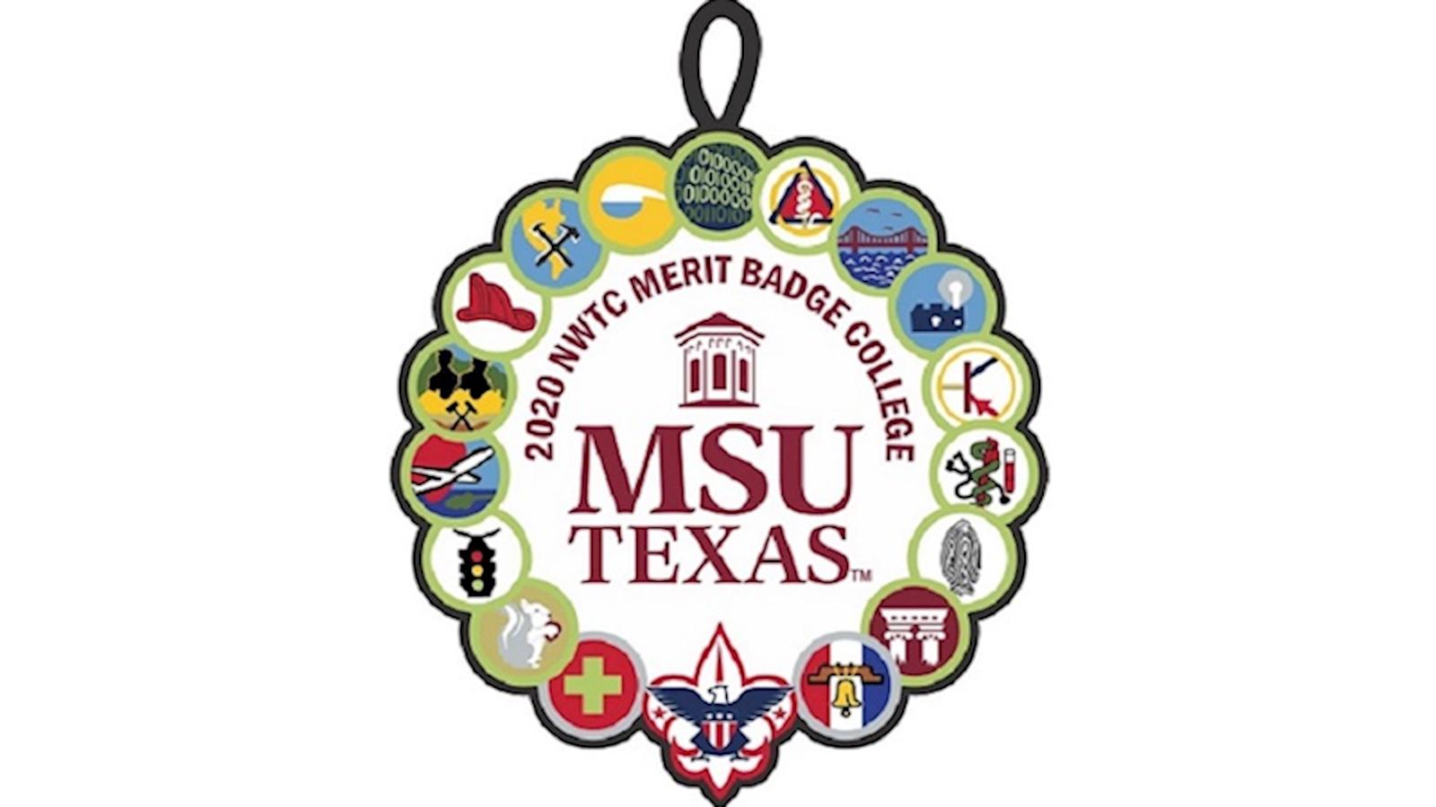 image for 2020 NWTC Merit Badge College